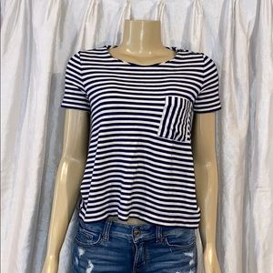 Madewell Striped Knit Top